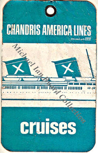 Other Labels issued by Chandris New York