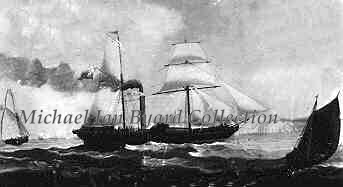 First P and O Ship, William Fawcett