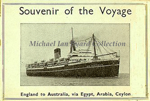 Voyage Information Text 2