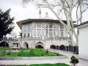 Topkapi Palace Buildings